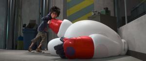 Big Hero 6 - Teaser Screenshots