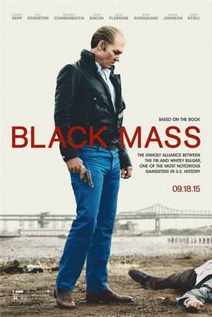 Black Mass movie poster 2015