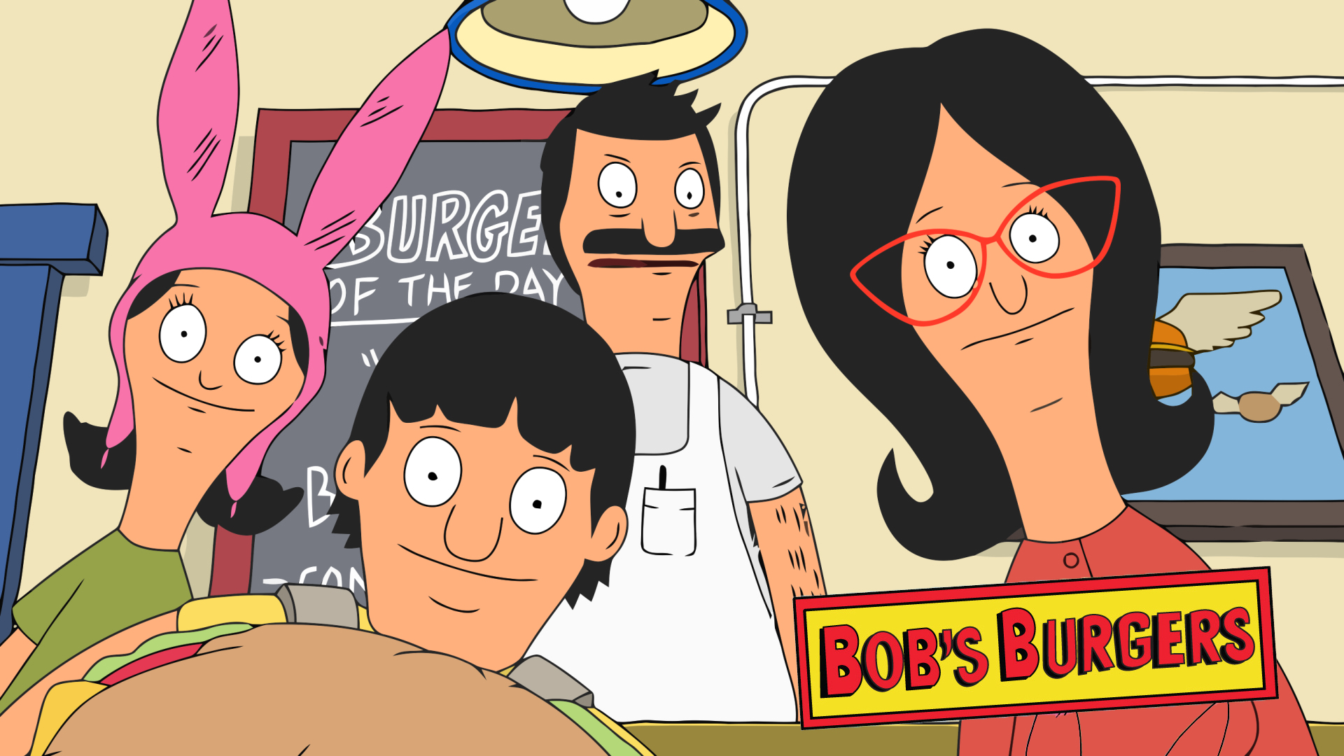 Bob S Burgers Bob S Burgers Wallpaper 38515433 Fanpop