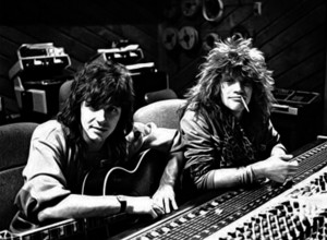 Bon Jovi In The Studio