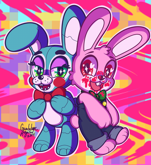 Bonnie and BonBon