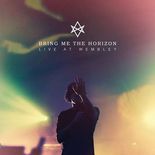 "Bring Me The Horizon 壁紙 with a コンサート entitled Bring Me The Horizon ""Live In Wembley"" Cover"