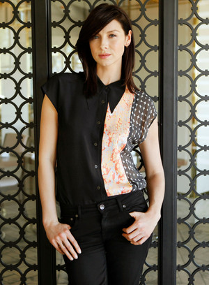 Caitriona Balfe in LA Times Photoshoot