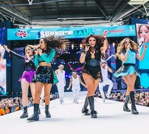 Capital FM's Summertime ball 2015