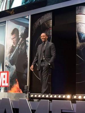 Captain America: The Winter Soldier - Premiere
