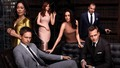 suits - Cast Season 4 wallpaper