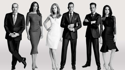 suits images cast season 5 hd wallpaper and background