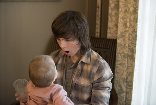 Chandler Riggs wallpaper titled Chandler Riggs