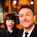Chandler and Chris - chandler-riggs photo