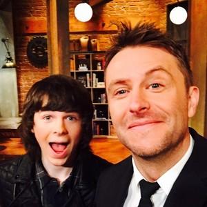 Chandler and Chris