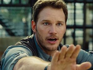 Chris Pratt as Owen Grady Jurassic World