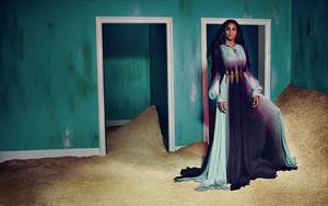 Ciara for Roberto Cavalli