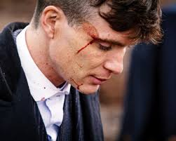 Cillian as Tommy Shelby
