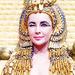 Cleopatra  - elizabeth-taylor icon
