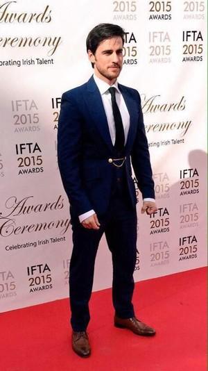 Colin O'Donoghue | IFTA 2015