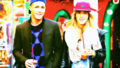 colton-haynes - Colton and Emily wallpaper