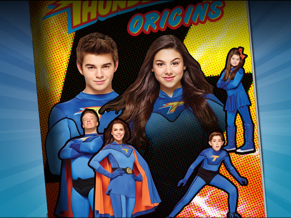 Comic Recap of The Thundermans on nick.com