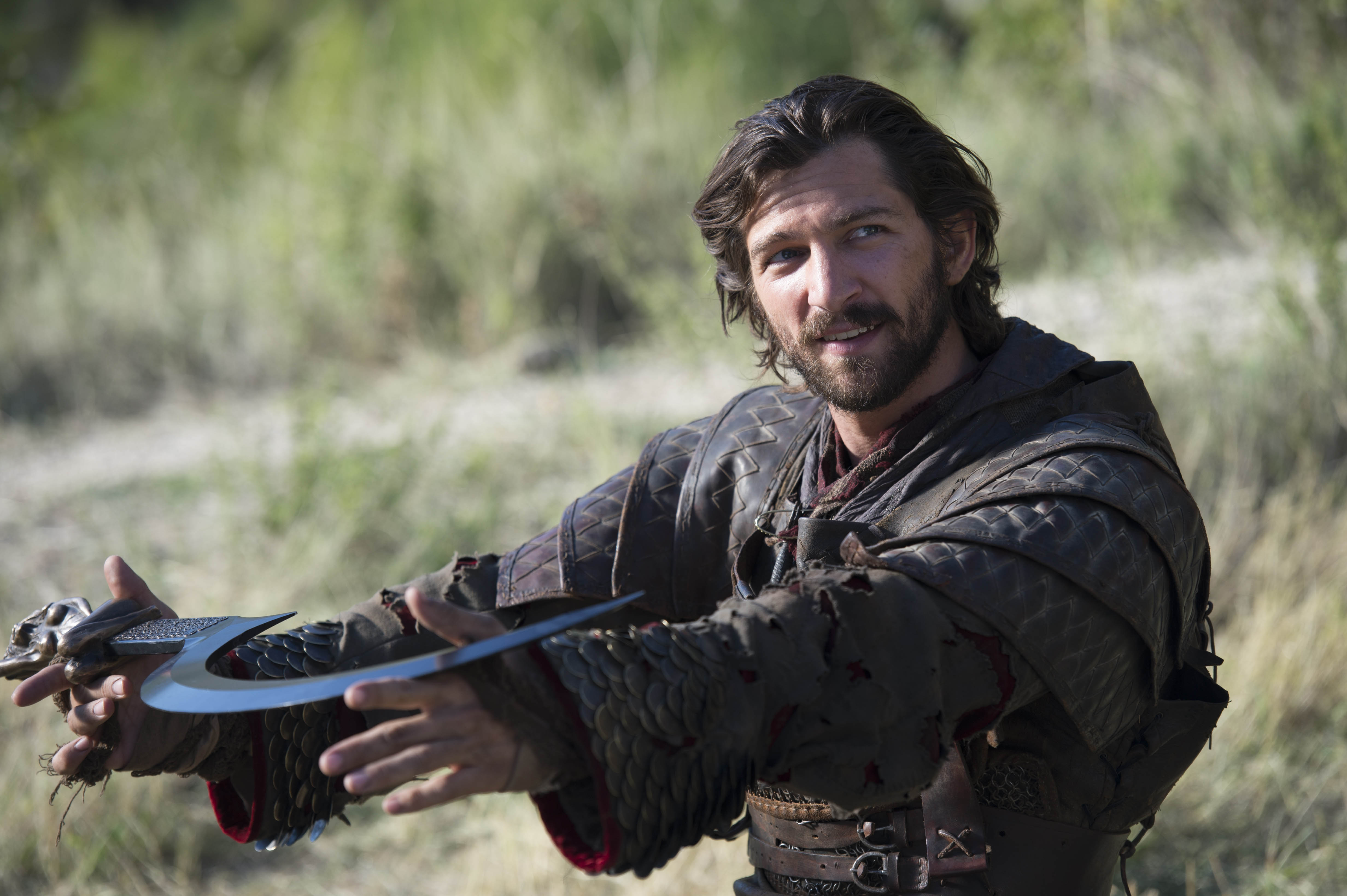 Daario Naharis images Daario Naharis HD wallpaper and ... Daario Naharis Game Of Thrones Season 4