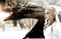 Daenerys and Drogon - daenerys-targaryen photo
