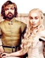 Daenerys and Tyrion - daenerys-targaryen photo