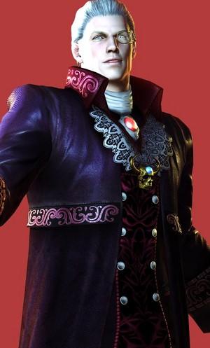 Dante's Sparda Costume (Closeup)