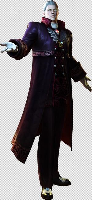 Dante's Sparda's Costume