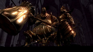 Dark Souls | Dragon Slayer Ornstein