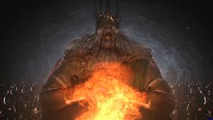 Dark Souls | Gwyn, Lord of Cinder