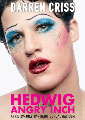Darren is Hedwig!