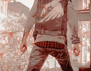 Delsin Rowe | Infamous seconde Son
