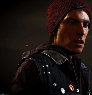Delsin Rowe | inFAMOUS Second Son