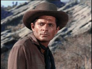 Dewey Martin as Lester White in Savage Sam