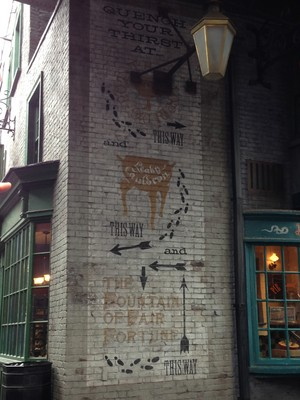 Diagon Alley~