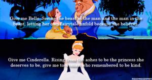 डिज़्नी Heroines