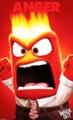 Disney•Pixar Posters - Anger