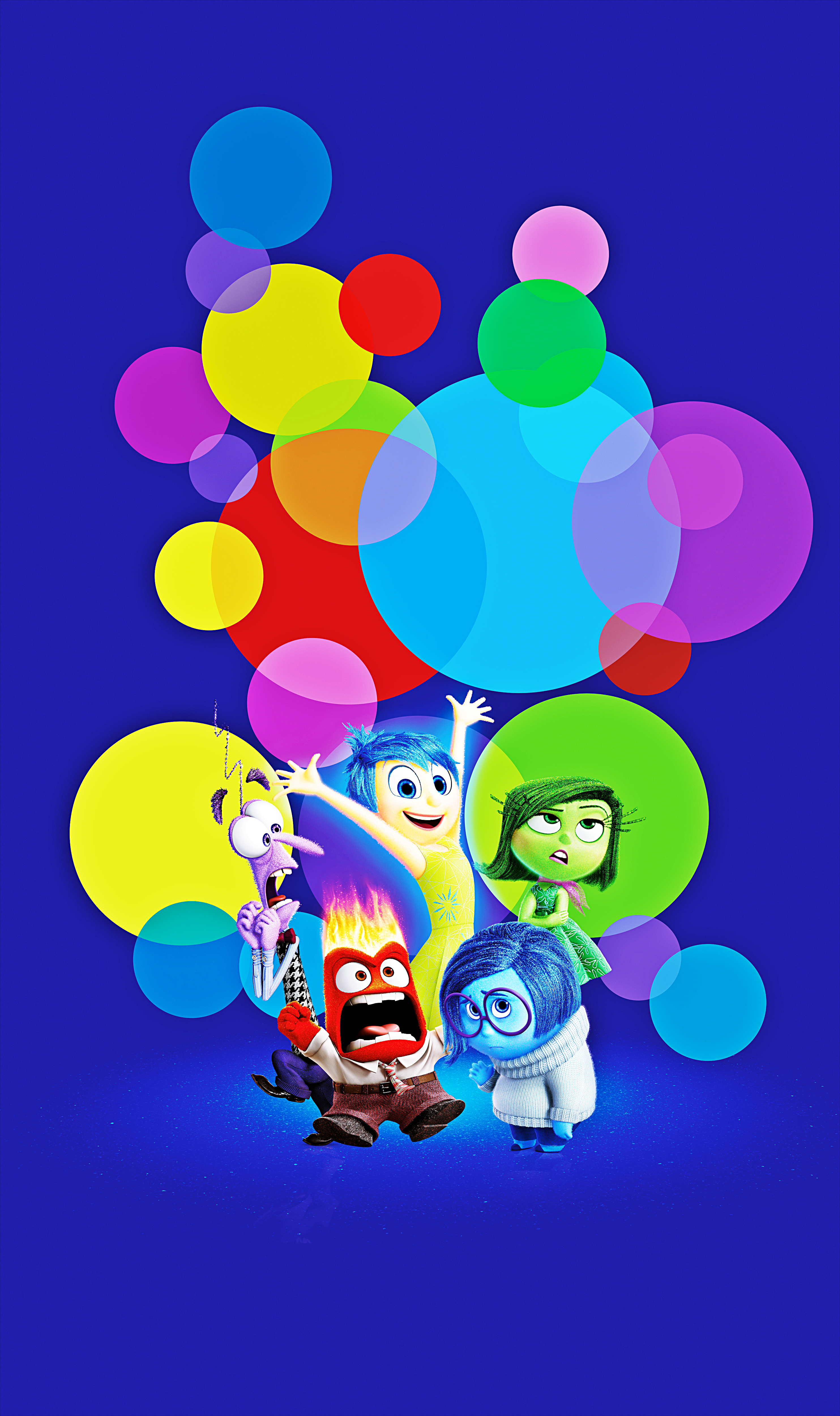 Disney•Pixar Posters - Inside Out