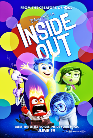 Disney?Pixar Posters - Inside Out