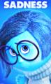 Disney•Pixar Posters - Sadness