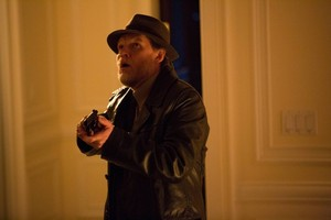 "Donal Logue as Detective Harvey Bullock in Gotham - ""The Anvil অথবা the Hammer"""