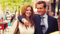 suits - Donna and Harvey wallpaper