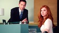 suits - Donna and Mike wallpaper
