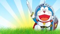 doraemon sword warrior