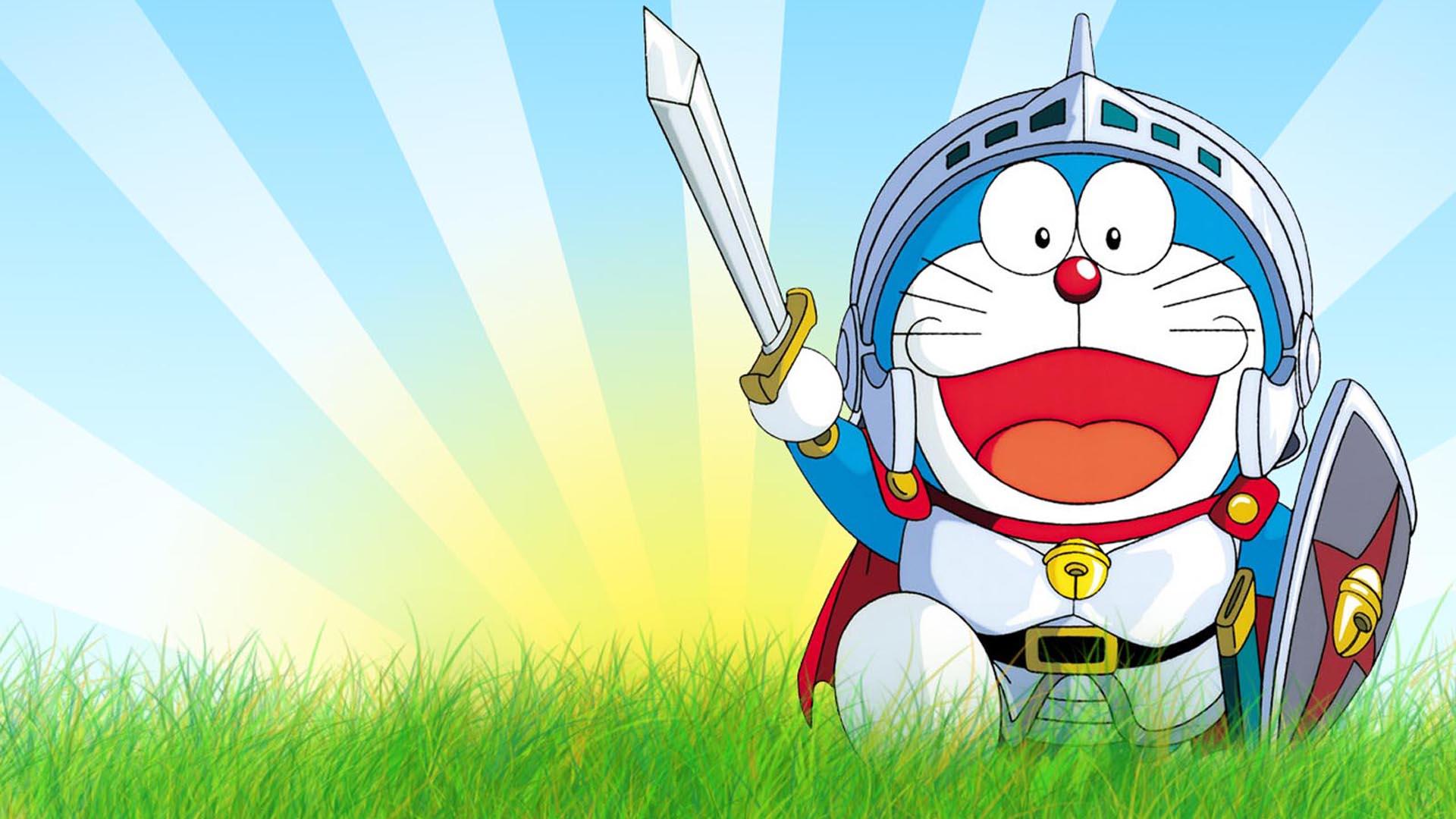 Doraemon sword warrior