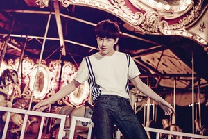 exo Suho 'Love Me Right'