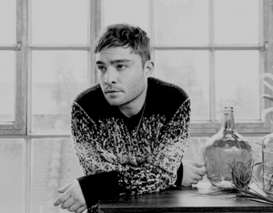 Ed Westwick for Apollo Magazine