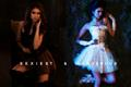 Elena Gilbert / Katherine Pierce  Sexiest & Dangerous - katherine-pierce-and-elena-gilbert fan art