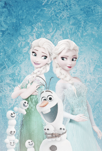 Frozen Fever Hintergrund entitled Elsa