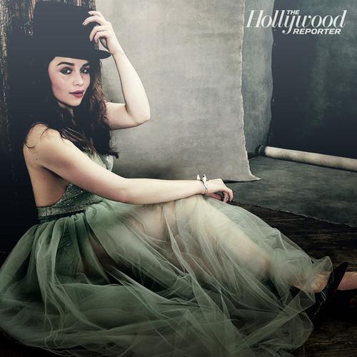 Emilia Clarke Esquire