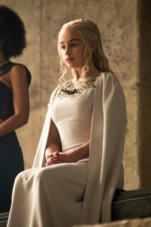Emilia in Game of thrones