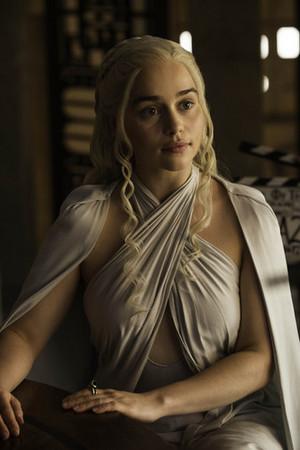 Emilia in Game of thrones